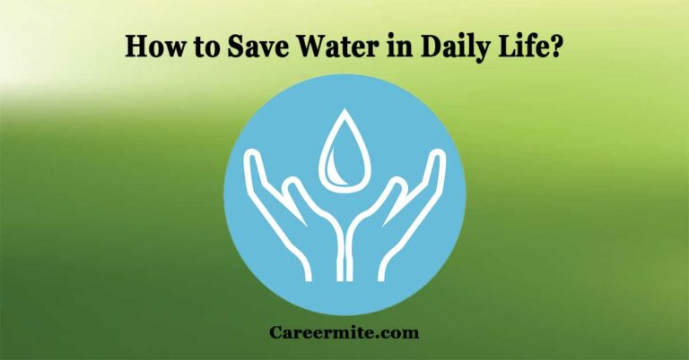 how-to-save-water-in-daily-life